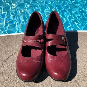 Clarks Bendables Mary Janes